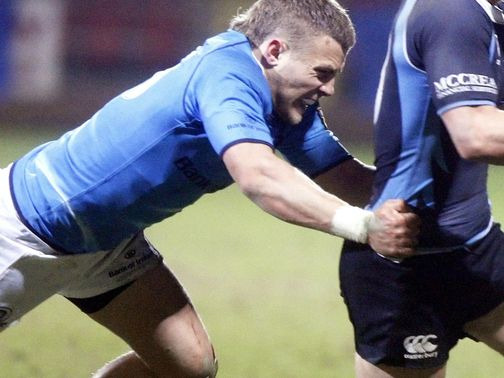Ian Madigan: Helped Leinster claim victory
