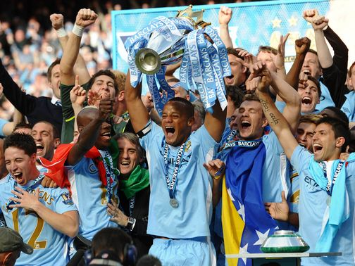 Manchester City: Made six new signings this summer