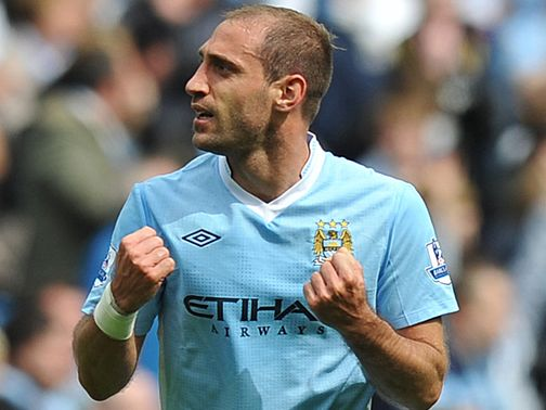 Pablo Zabaleta: Wary of Spurs&#39; counter-attacking threat