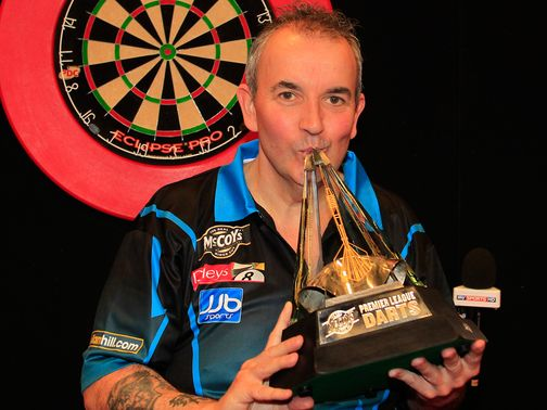 Phil Taylor: Relentlessly consistent in the Premier League