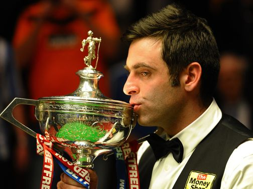 Ronnie O'Sullivan: Fourth world title