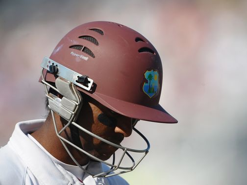 Chanderpaul: Scan on side injury