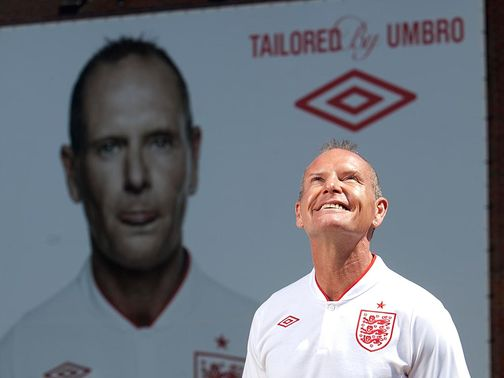 Paul Gascoigne: Urged to seek help
