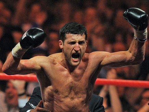 Carl Froch: Set for October return