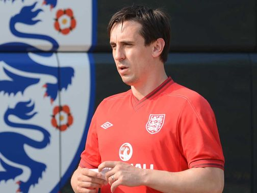 Gary Neville: Climate change 'huge issue'