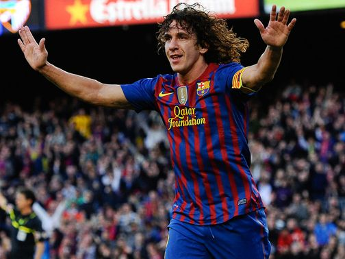 Carles Puyol: Knee problem