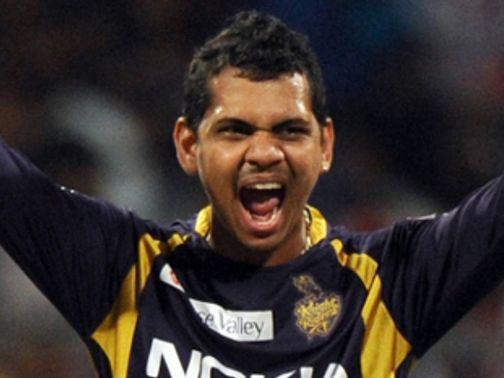 Sunil Narine: Comes in for Roach
