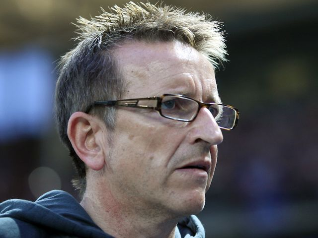 Norbert Meier: Fortuna Dusseldorf coach