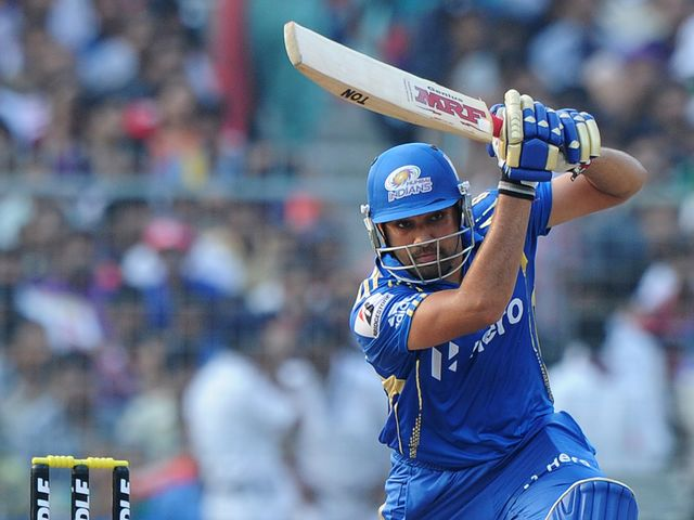 Rohit Sharma: Cracked unbeaten 62 at end of Mumbai innings