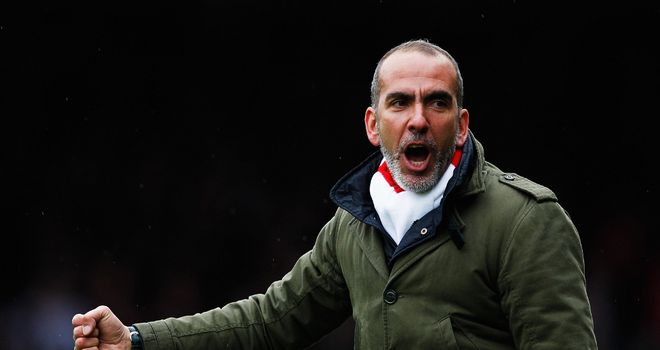 Paolo Di Canio: Looking to piece together a squad that can challenge in League One