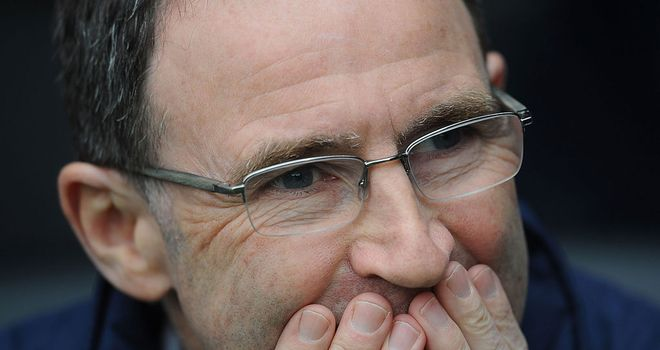 Martin O'Neill: Found his Sunderland side at the centre of final day drama