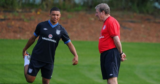 Alex Oxlade-Chamberlain: Youngster impressed by England manager Roy Hodgson