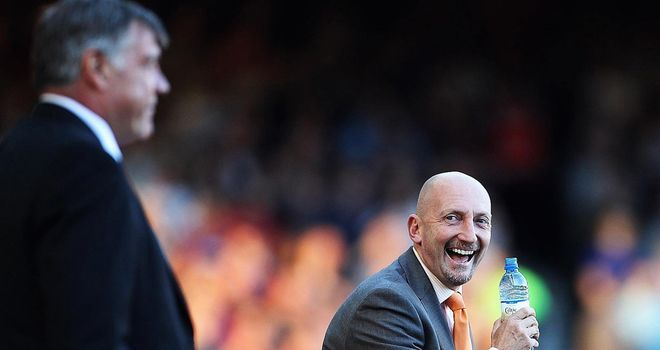 Ian Holloway: Blackpool boss is full of respect for his West Ham counterpart