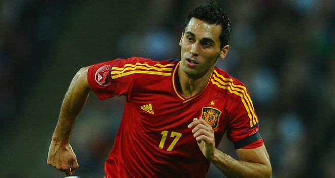 Alvaro Arbeloa: Spain defender will stay at Real Madrid until 2016 after signing a new deal