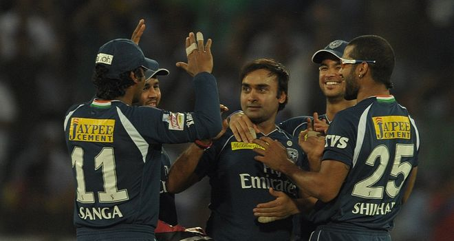 The Deccan Chargers have been expelled from the IPL for financial reasons