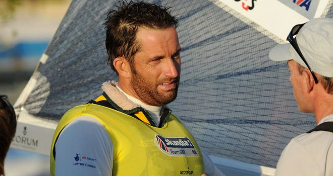 Ben Ainslie: No form concerns despite regatta defeat