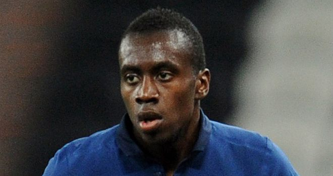 Blaise Matuidi: The midfielder is facing a race against time to be fit for France's Euro 2012 quarter-final clash with Spain on Saturday