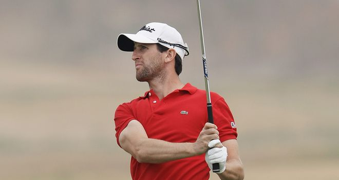 Gregory Bourdy: Leading the way after a 66