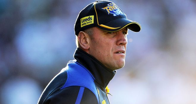 Brian McDermott: Leeds coach impressed with side's ability to raise game in the key moments