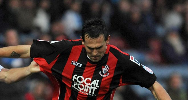 Charlie Daniels: Opened the scoring for Bournemouth