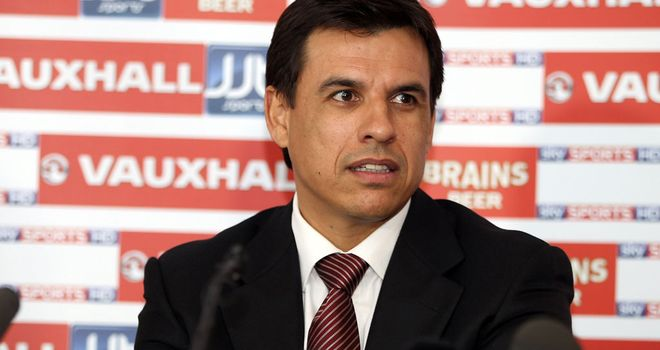 Chris Coleman: Wales manager gets ready for 2014 World Cup campaign