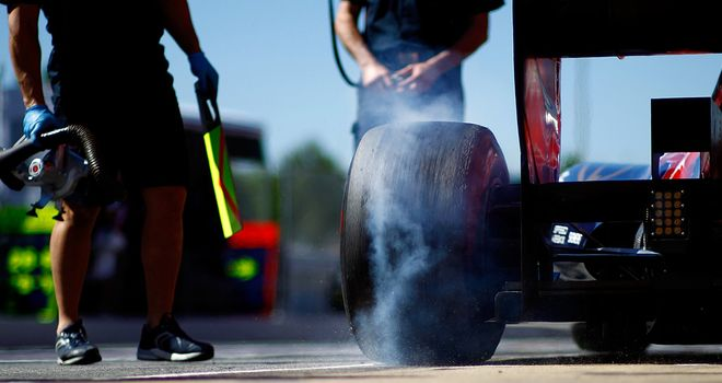F1 2013: Bursts into life at Albert Park on March 15