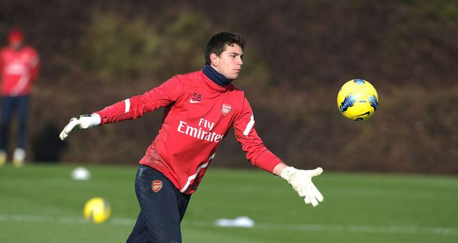Martinez: Signed loan deal at U's