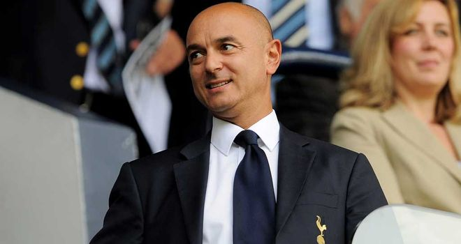 Levy: Jamie says the Spurs chairman should have signed Villas-Boas' top transfer targets