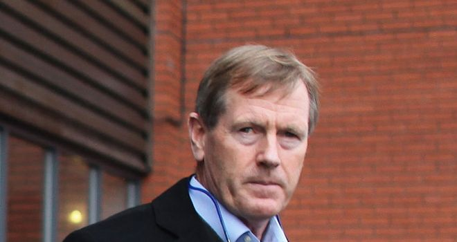Dave King: Does not believe Rangers represents a financial opportunity for anyone