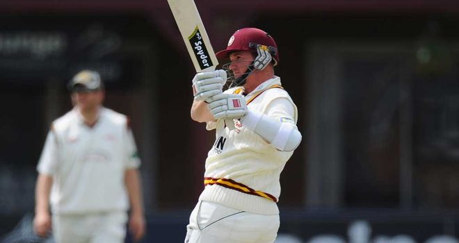 David Sales: One-year contract extension at Northamptonshire