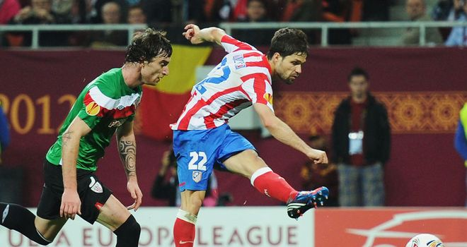 Diego: Resigned to returning to Wolfsburg despite good times at Atletico Madrid