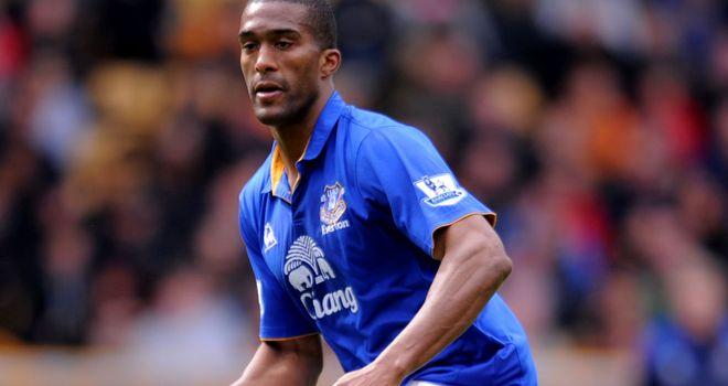 Sylvain Distin: Disappointed to come away with a draw from Sunday's derby