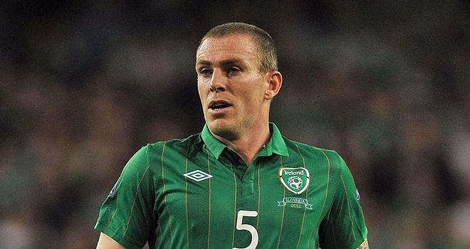 Richard Dunne: On stand-by for Repubc of Ireland