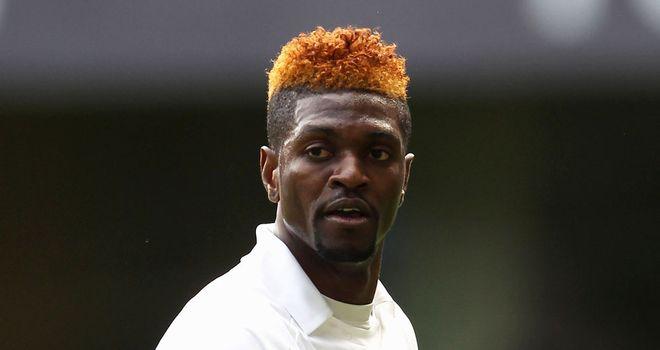 Emmanuel Adebayor: Keen to remain at Tottenham next season