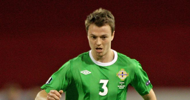 Jonny Evans: Named in Northern Ireland squad