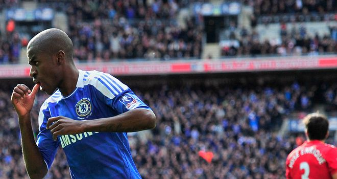 Ramires: The 25-year-old Chelsea midfielder will welcome new-boy Oscar with open arms