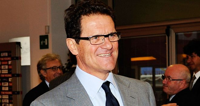 Fabio Capello: Former England manager in the running for Russia manager's job