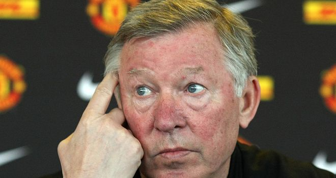 Sir Alex Ferguson: Attempting one last mind game to upset City in the title race