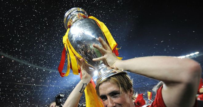 Spain: Aiming to become the first ever nation to retain their European title