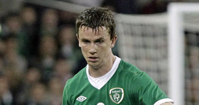 Kevin Foley: Dropped from Republic of Ireland's final Euro squad