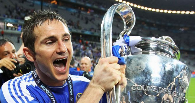 Chelsea won the Champions League in 2012 but are unlikely to qualify this year