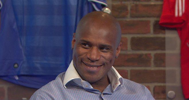 Sinclair: praised his former team-mate
