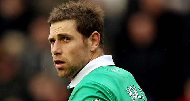 Grant Holt: Has now signed the three-year contract he desired after earlier handing in a transfer request