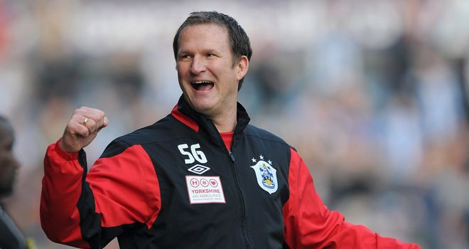 Simon Grayson: Huddersfield face an all-Yorkshire play-off final against Sheffield United