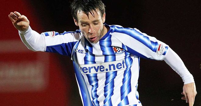 Garry Hay: Told he has no future at Kilmarnock