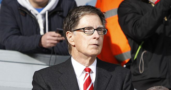 John W Henry: Insistent over Liverpool's future