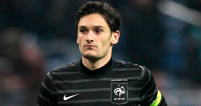 Hugo Lloris: France international goalkeeper has been linked with a move to Tottenham