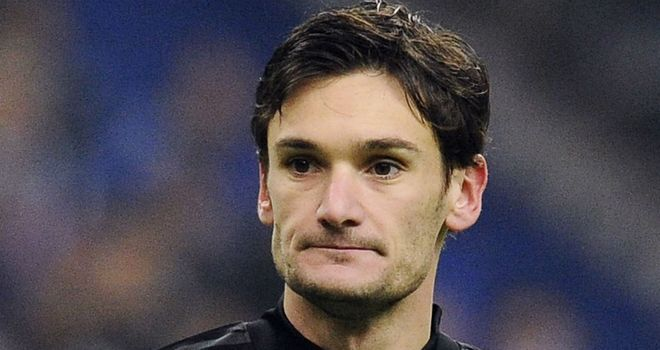 Hugo Lloris: Has been linked with a move to White Hart Lane