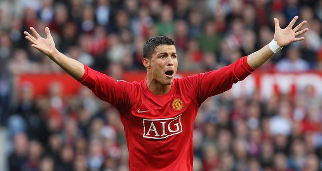 Cristiano Ronaldo: A return to Manchester United is unlikely, according to Sir Alex Ferguson