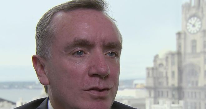 Ian Ayre: Claims Liverpool are heading in the right direction